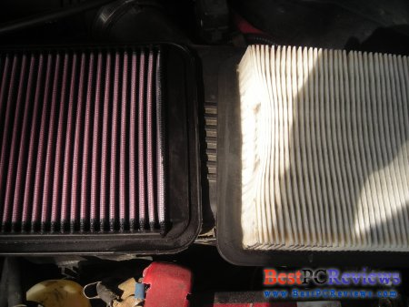 K&N High-Flow Air Filter Review