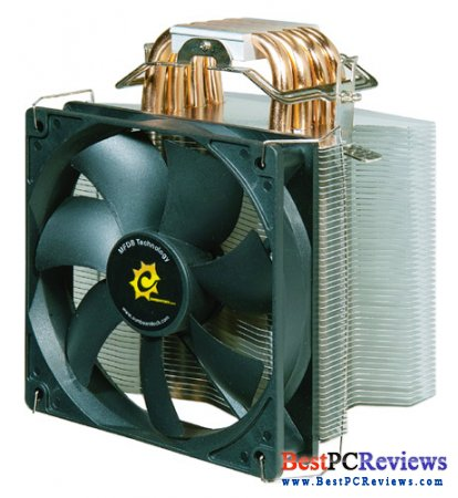 Sunbeamtech Core-Contact Freezer heatsink/fan