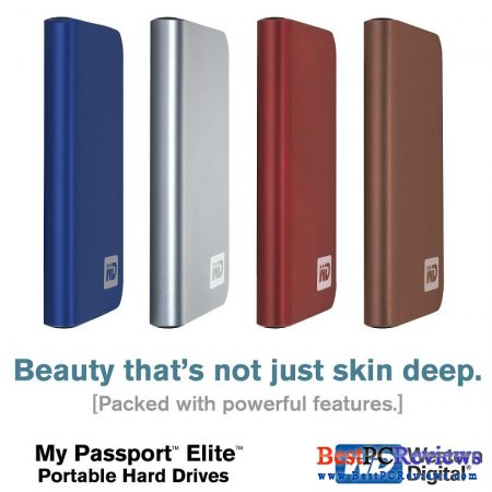 Wester Digital Passport Elite