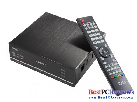 Tuniq HD-Box Full HD Network Media Player Press Release