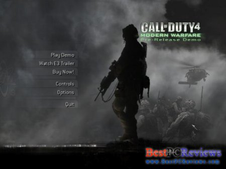 Call of Duty Modern Warfare First Review