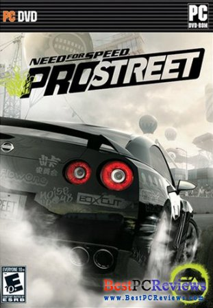 Need For Speed Pro Street Review