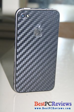 Phantom Skinz Carbon Fiber iPhone 4 Review