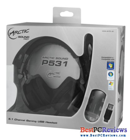 Arctic Sound P531 Headset Review