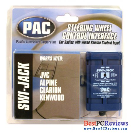 PAC SWI JACK Steering Wheel Control Interface Review