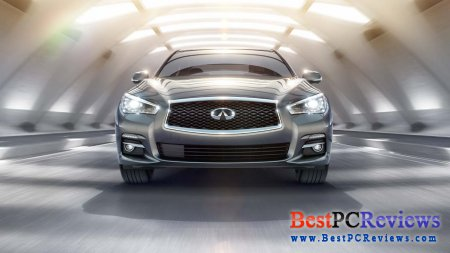 Infiniti Q50 is there! Check it out!