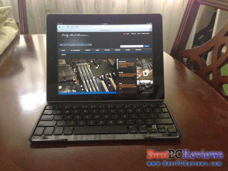 Logitech Ultra Thin Keyboard for iPad Review