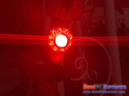 MagicShine MJ-818 LED Bike Taillight Review