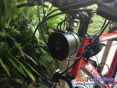 Galeforce Blaster Two Tone Police Bike Siren Review