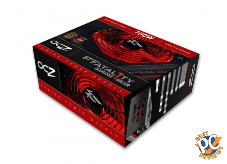 OCZ Fatal1ty Power Supply Review