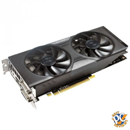 EVGA GeForce GTX760 4GB Review