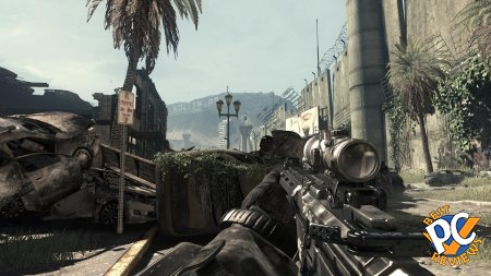 Call of Duty Ghosts PC Review