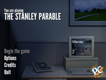 The Stanley Parable PC Review