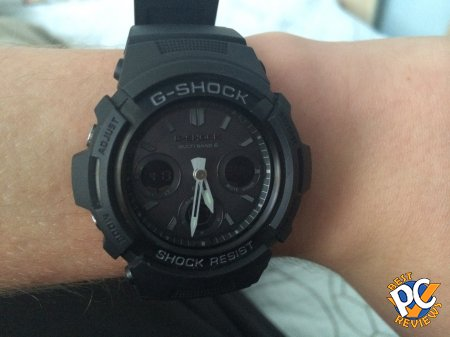 Casio AWGM100B-1A G-Shock Watch Review