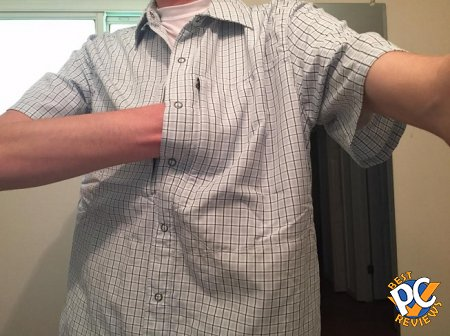 5.11 Holster Shirt Review
