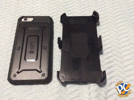iPhone 6 Unicorn Beetle Pro Full Body Rugged Holster Case Review