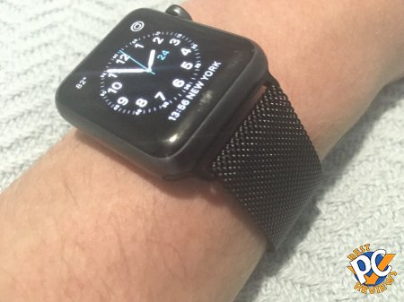 Apple Watch Band Penom Milanese Wrist Strap Review