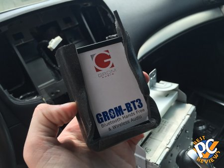 Grom Audio Bluetooth BT-3 Review (used on Infiniti G37)