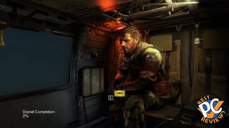 Metal Gear Solid V Phantom Pain PC Review