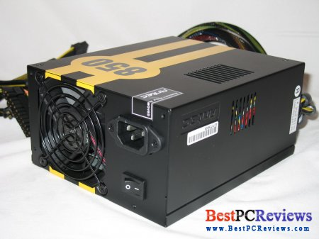 Antec TruePower Quattro 850 W Power Supply Review