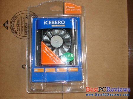 iCEBERQ Hard Drive Cooler Review